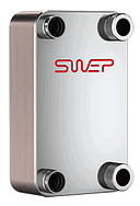 SWEP B35Hx100/1P-SC-S Plate heat exchanger