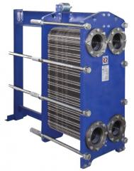 Gasketed plate heat exchanger ARES